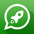 WhatsApp Shortcut - Talking with your friends in 3 gestures