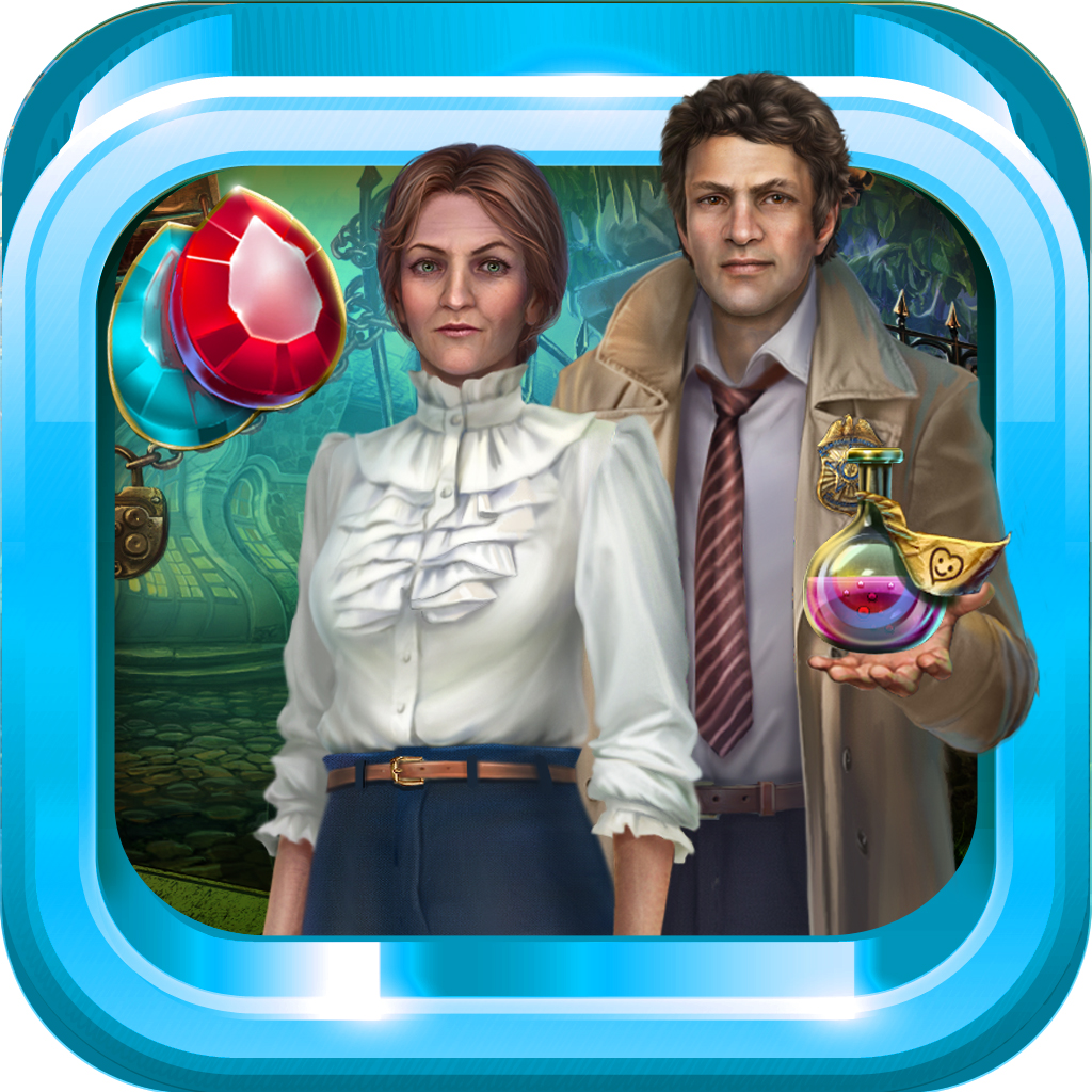 Hidden Object: Chemstry Experiment Undercover Investigation